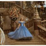 話題の新作映画『シンデレラ』の衣装は19世紀前半の設定 クラシカルなフラワーアレンジに注目