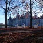 ロワールの古城めぐりツアーに行きました 3つのお城にランチ付き