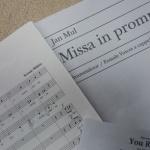 コンサートに向けての練習