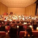 カルミナ、オケ合わせ400人超えの合唱にオーケストラで何人いたんだろう