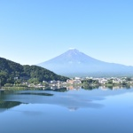 母娘で河口湖と富士山に行ってきました!ラベンダーも満開でした