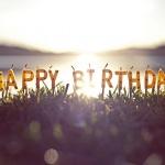 【誕生日】お祝いする事を問われてすぐに答えられず、あらためて考えてみました