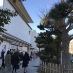 鎌倉はいつ行っても観光地だけど土曜日はやっぱり人が多い