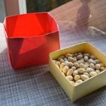 【豆まき】箱の作り方 使い勝手の良い2種類の折り方(1)