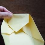【豆まき】箱の作り方 使い勝手の良い2種類の折り方(2)