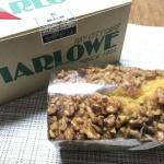 【MARLOWE】ビーカープリンのマーロウ、クルミのケーキ美味しかった!