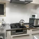 【キッチンリフォーム】工事4日目 電気・水道・ガスがつながって完成しました!