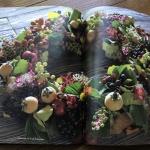 【フラワーアレンジメントの本】Jeux de fleurs フランス人デザイナーの素敵な本です!