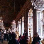 ヴェルサイユ宮殿の迷走記1(宮殿編)
