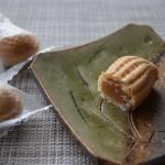 【らっか】浜松銘菓 ピーナッツあん入りに惹かれて買ってみました!甘さ控えめなもなかです