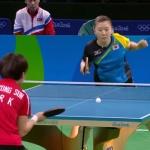 【愛ちゃん結び】リオ・オリンピックで活躍する愛ちゃんの足元に注目してみた