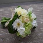 【自分で作れる花束】プレゼントに簡単な小さくてお洒落な花束