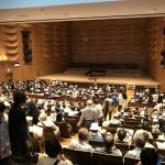 大和市の新しいホール【シリウス】で佐藤眞の【旅】を聴いてきました!