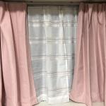 【カーテン】既製品のカーテンを手縫いで短くしました!(作り方)