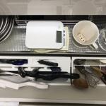 【リクシル らくパット収納】キッチンシンク下収納を掃除しました!