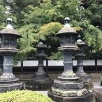 【上野東照宮】初めて行ってみました!造営当時のままの社殿と立派な灯篭が印象的