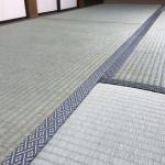 【畳表替え】2度目の表替えしました!畳床も3枚だけ替えました