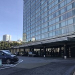 【ホテルニューオータニ】前泊して演奏会に臨みました!