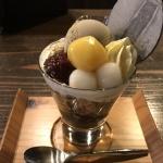 金沢【ひがし茶屋街】で美味しい和風パフェ食べてきました!
