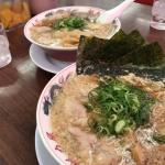 【ラーメン魁力屋(かいりきや)】鶏がらスープだけどコクがあって美味しかった!