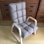【高座椅子】椅子のような座椅子 コンパクトでいいです!