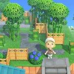 【あつまれ どうぶつの森】でガーデニング!和風庭園と洋風庭園作ってみました!