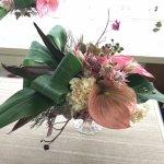 【フラワーアレンジメント】9月暑さの残る季節に向くお花の選び方と入れ方
