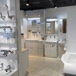 【浴室・洗面リフォーム】横浜ランドマークのTOTOのショールームに行ってきました!